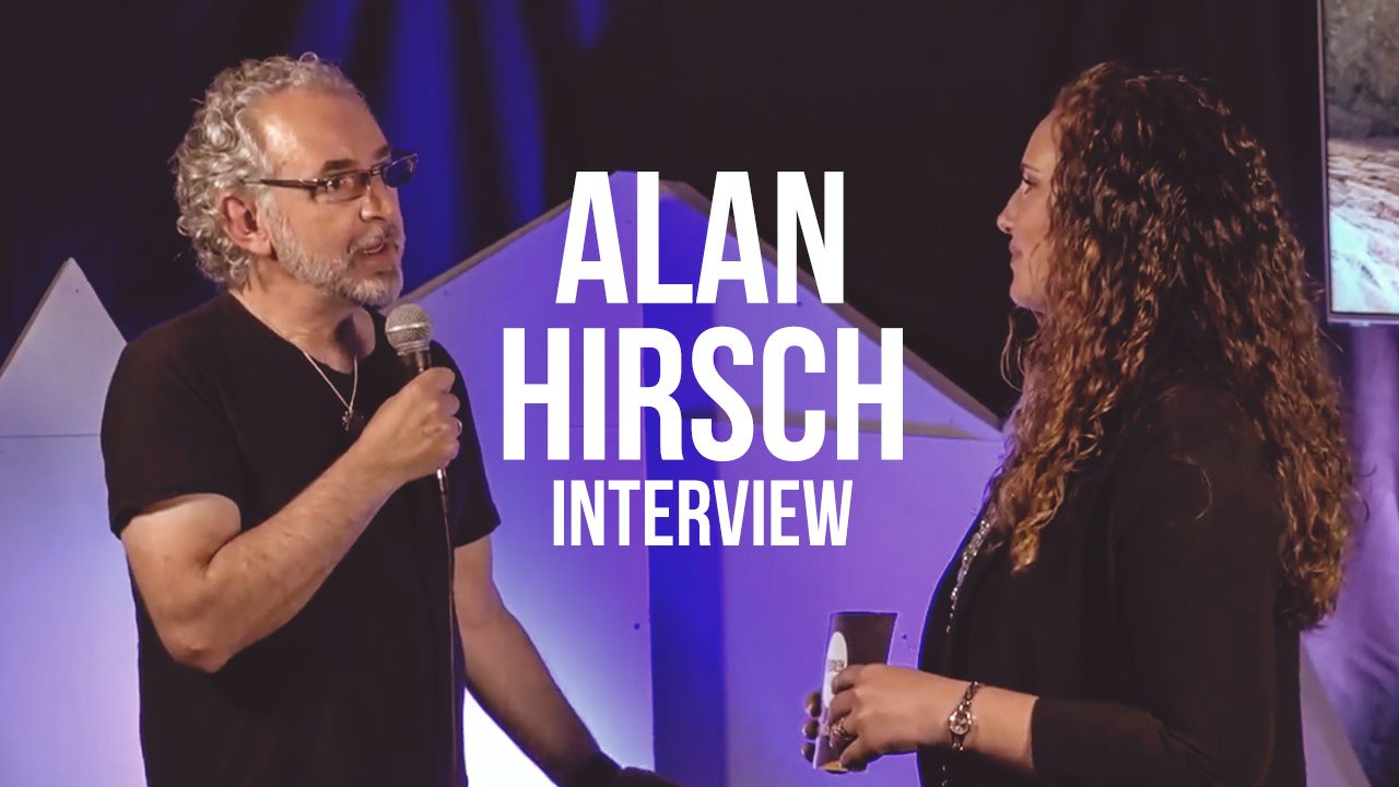 Alan Hirsch Interview