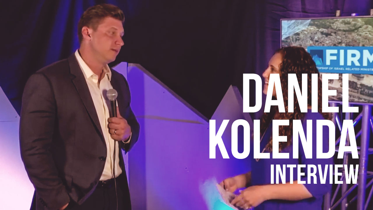 Daniel Kolenda Interview