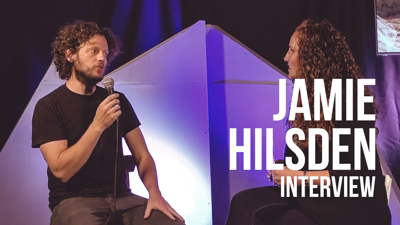 Jamie Hilsden Interview