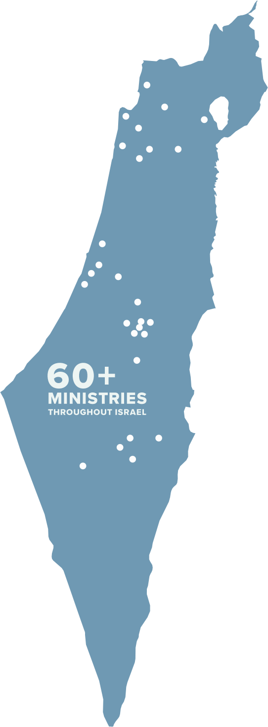Over 60 local ministries have joined FIRM