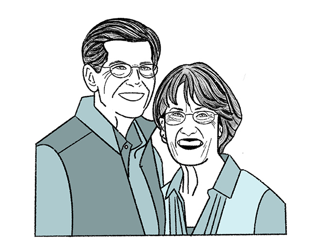 Daniel & Carol