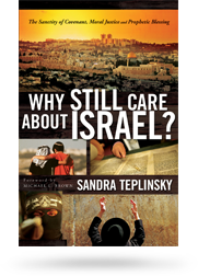 Why Still Care About Israel? Book Cover